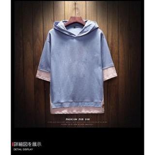 Áo thun Hoddie sweater smile unisex A