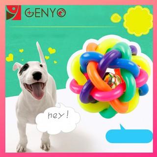FREESHIP 99K TOÀN QUỐC_Bóng chuông đồ chơi cho thú cưng – Đồ chơi 010 6cm Navi store