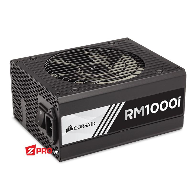 Nguồn Corsair RM1000i 1000W 80 PLUS Gold Certified Fully Modul