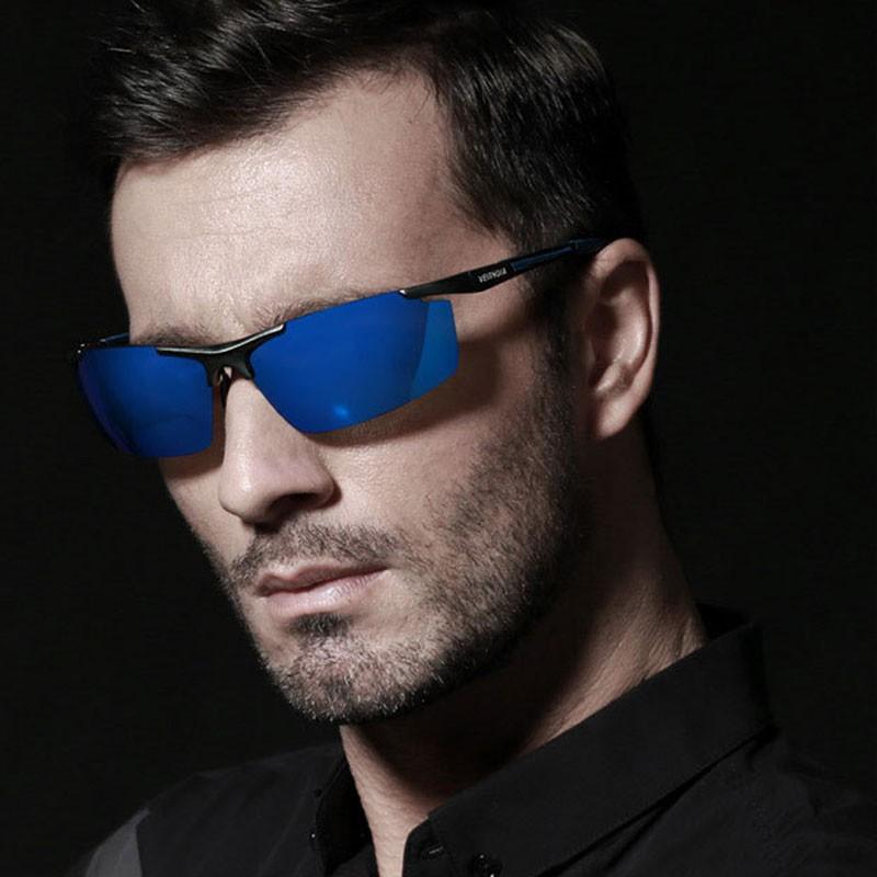 Kính mát lái xe phân cực bảo vệ mắt thời trang cho nam