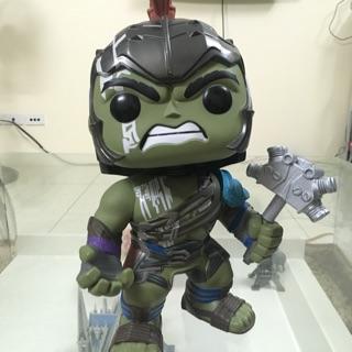 Funko Pop: Hulk cao 20cm + búa tự chế