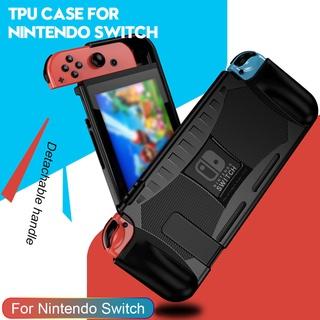 Vỏ silicon TPU cho Nintendo Switch Vỏ bảo vệ chống va đập Vỏ tay cầm tiện dụng thumbnail