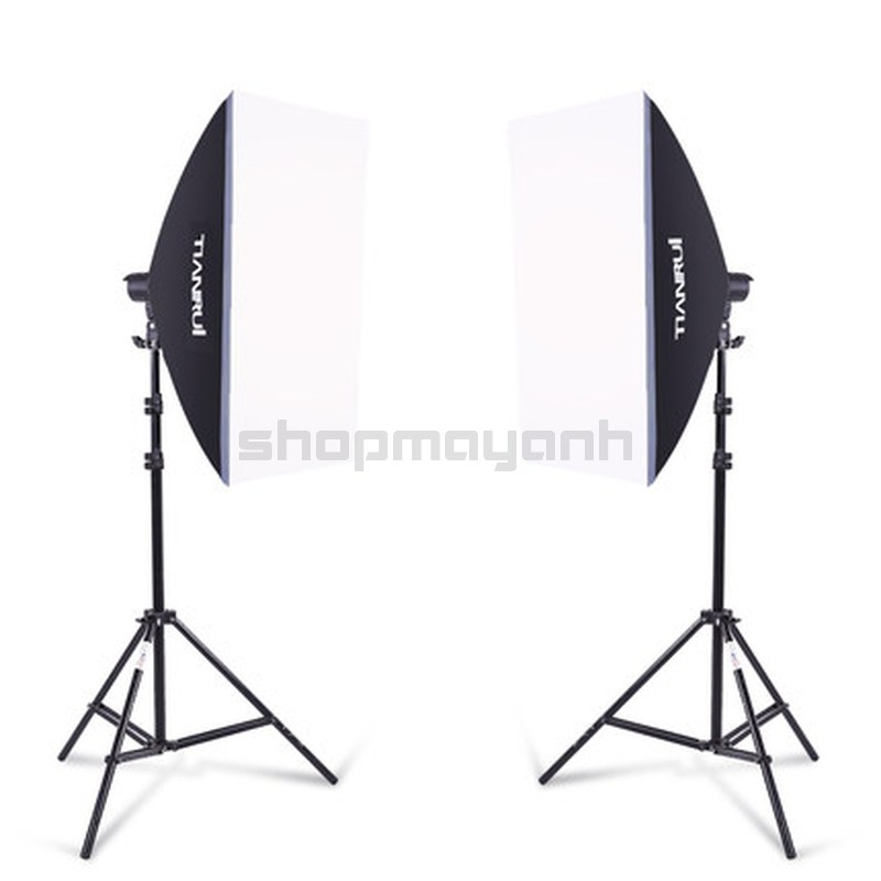 Bộ đèn studio/ chảo chụp ảnh, quay phim, Livestream chuyên nghiệp