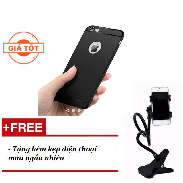 [GIÁ TỐT] Ốp lưng cao cấp cho iPhone 7/ 7s - màu đen tặng kèm kẹp điện thoại - 3165270 , 669158285 , 322_669158285 , 170000 , GIA-TOT-Op-lung-cao-cap-cho-iPhone-7-7s-mau-den-tang-kem-kep-dien-thoai-322_669158285 , shopee.vn , [GIÁ TỐT] Ốp lưng cao cấp cho iPhone 7/ 7s - màu đen tặng kèm kẹp điện thoại