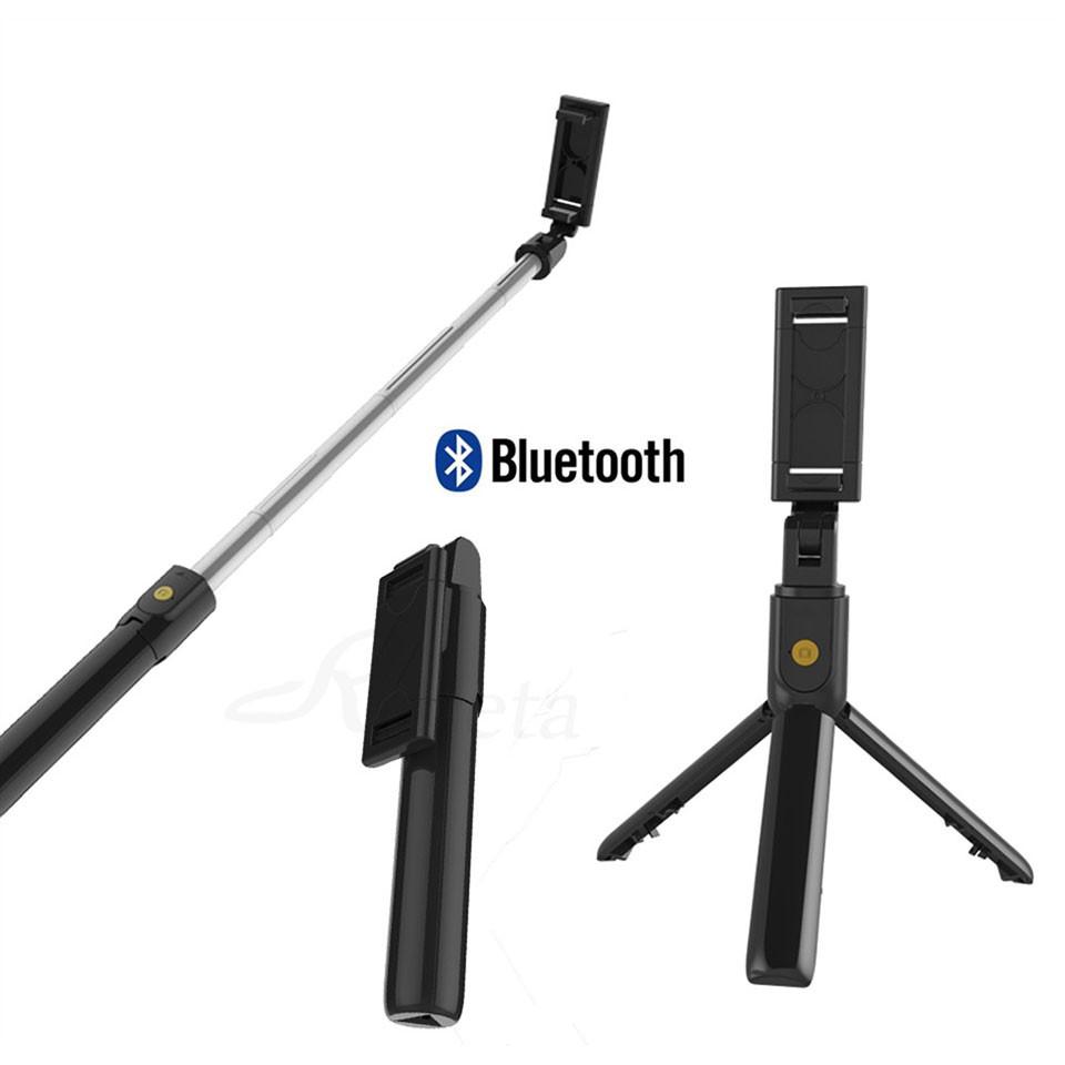Gậy chụp ảnh tự sướng, selfie Bluetooth K07