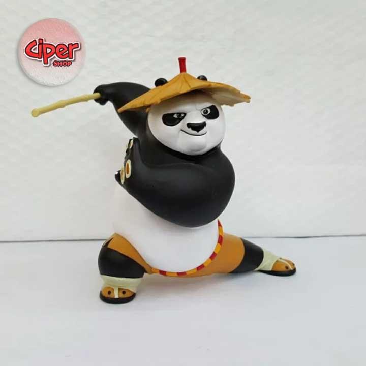 Mô hình Gấu PO - Mô hình Kung Fu Panda 3