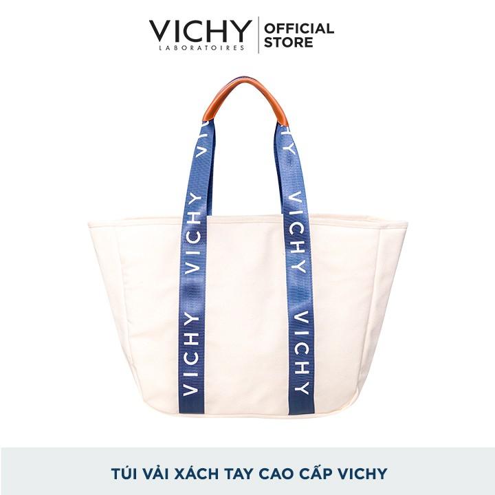 [HB GIFT][Hàng tặng không bán] Túi Du Lịch vải Vichy