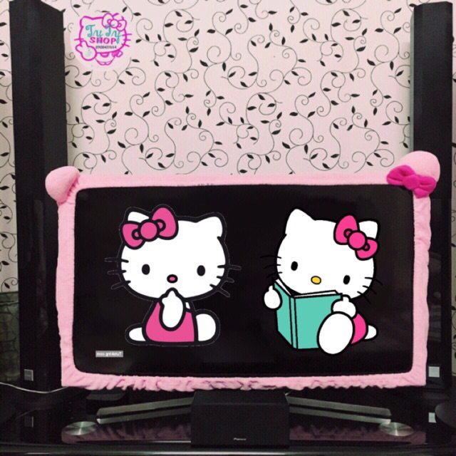 Viền tivi 40-42inch Hello Kitty