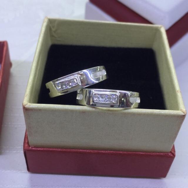 Nhẫn đôi bạc chuẩn nmj mẫu dày dặn - 3313503 , 1036401799 , 322_1036401799 , 270000 , Nhan-doi-bac-chuan-nmj-mau-day-dan-322_1036401799 , shopee.vn , Nhẫn đôi bạc chuẩn nmj mẫu dày dặn