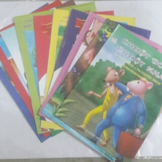 Combo 10 truyện cổ tích cho bé