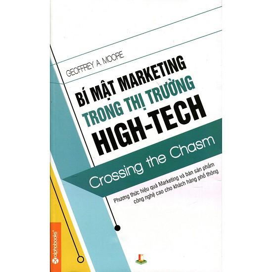 Sách Bí Mật Marketing Trong Thị Trường High-Tech