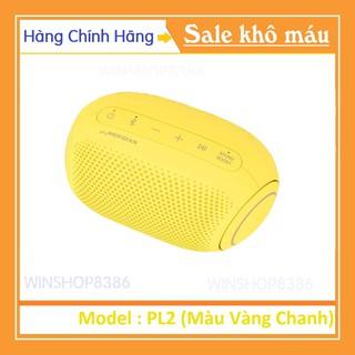 Loa Xboom Bluetooth LG PL2S Màu Vàng Chanh 100% Chính Hãng
