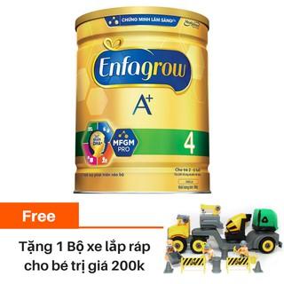 """[Mã ENFA18 giảm 5% đơn 250K] [Tặng xe lắp ráp] Sữa bột Enfagrow A+ 4 1700g giá chỉ còn <strong class=""""price"""">78.100.000.000đ</strong>"""