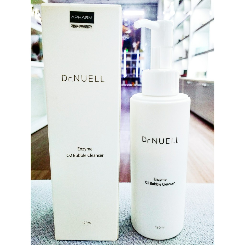 Image result for Dr.NUELL Enzyme O2 Bubble Cleanser