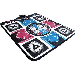 94×82.1cm Funny USB Non-Slip Dancing Step Dance Mat Pad for PC TV AV Video