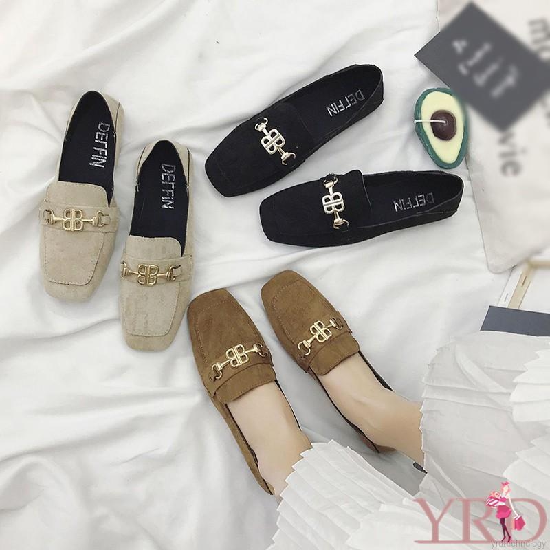 Giày búp bê mùa xuân cho nữ