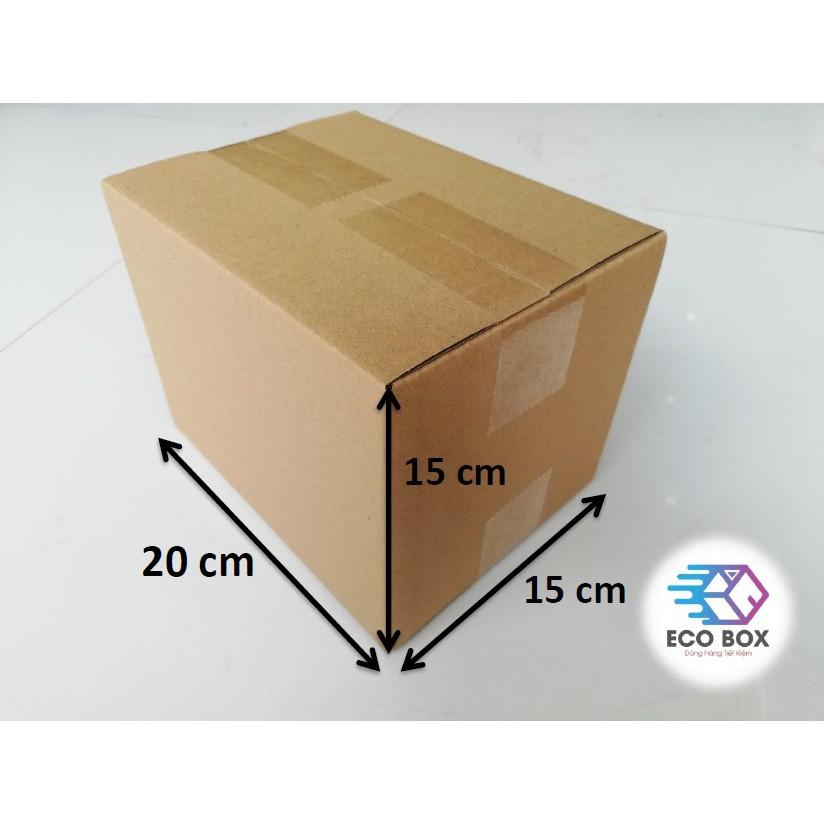 20x15x15 Hộp carton đóng hàng