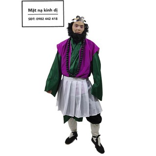 Trang phục Sa tăng (Tây Du Kí)