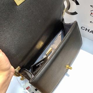 Túi siêu cấp🌹 fullbox Túi xách nữ cao cấp Túi hộp đeo chéo cao cấp viền xích túi xách hót 2021