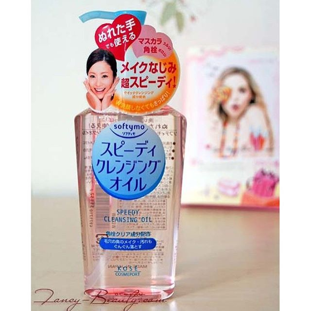 Tẩy Trang Kose Softymo Nhật Bản