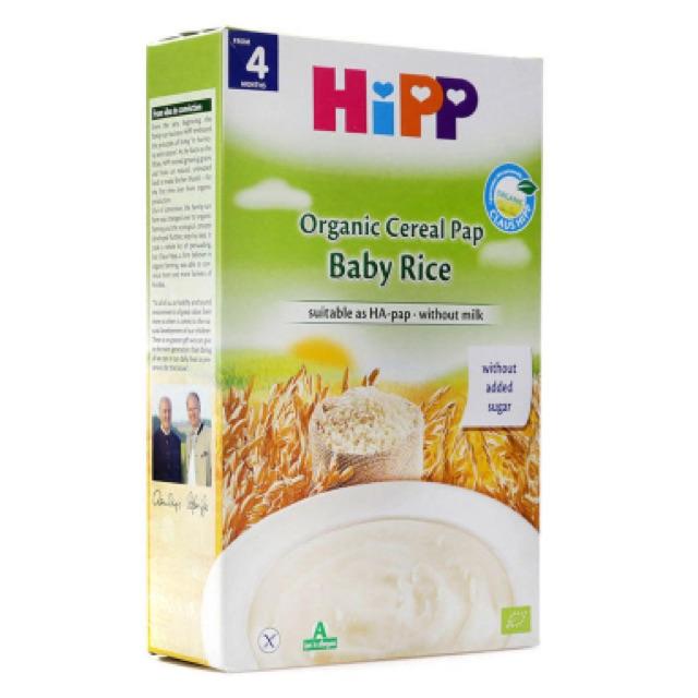 Bột gạo nhũ nhi HiPP 200g - 2518567 , 382399200 , 322_382399200 , 135000 , Bot-gao-nhu-nhi-HiPP-200g-322_382399200 , shopee.vn , Bột gạo nhũ nhi HiPP 200g
