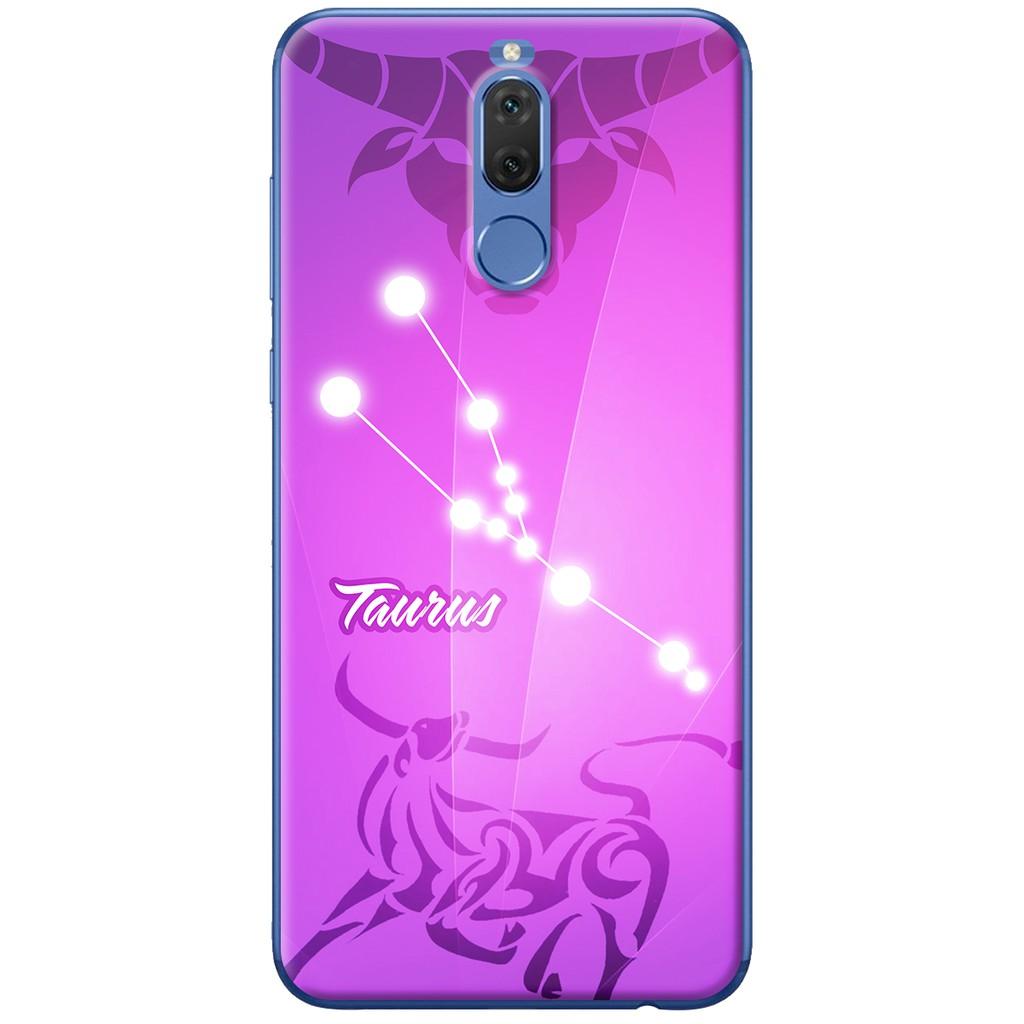 Ốp lưng nhựa dẻo Huawei Nova 2i Cung Taurus