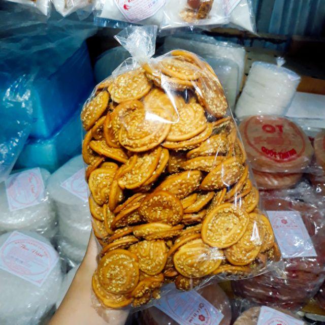 1kg Bánh tai heo siêu mè Chế Liễu