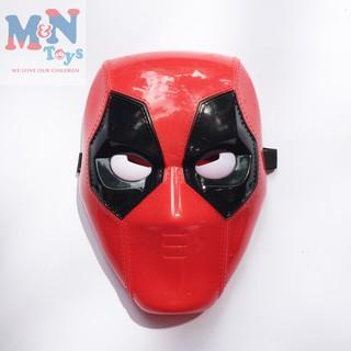 Mặt nạ Deadpool có nhạc đèn chơi trung thu, halloween