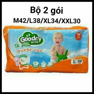 Combo Tả quần goodry M84/L76/XL68/XXL60