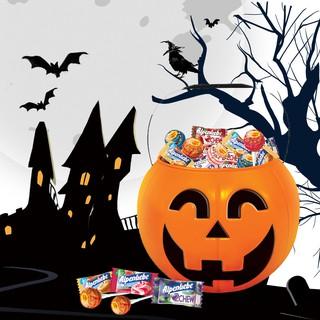 Hình ảnh [Mã GRO1PVM14 giảm 10% đơn 150K] Kẹo Chupa Chups Alpenliebe Halloween (Phiên Bản Hộp Bí Ngô) 460g/hộp-5