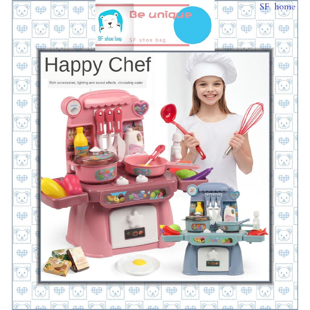 Bộ Đồ Chơi Nhà Bếp Cho Bé Từ 3-6 Tuổi