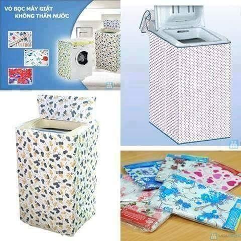 vỏ bọc máy giặt cửa đứng A to trên 7 kg