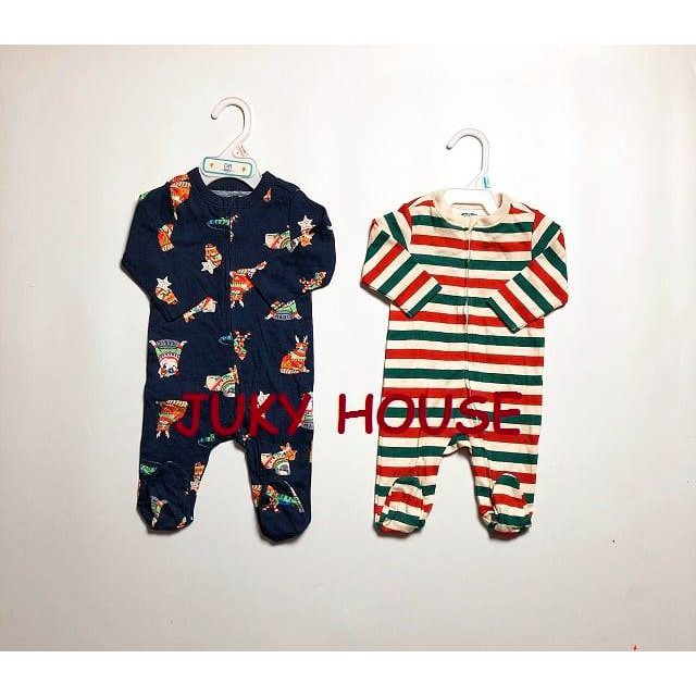 Sleepsuit Oldnavy cho bé từ 0 - 24m made in Cambodia