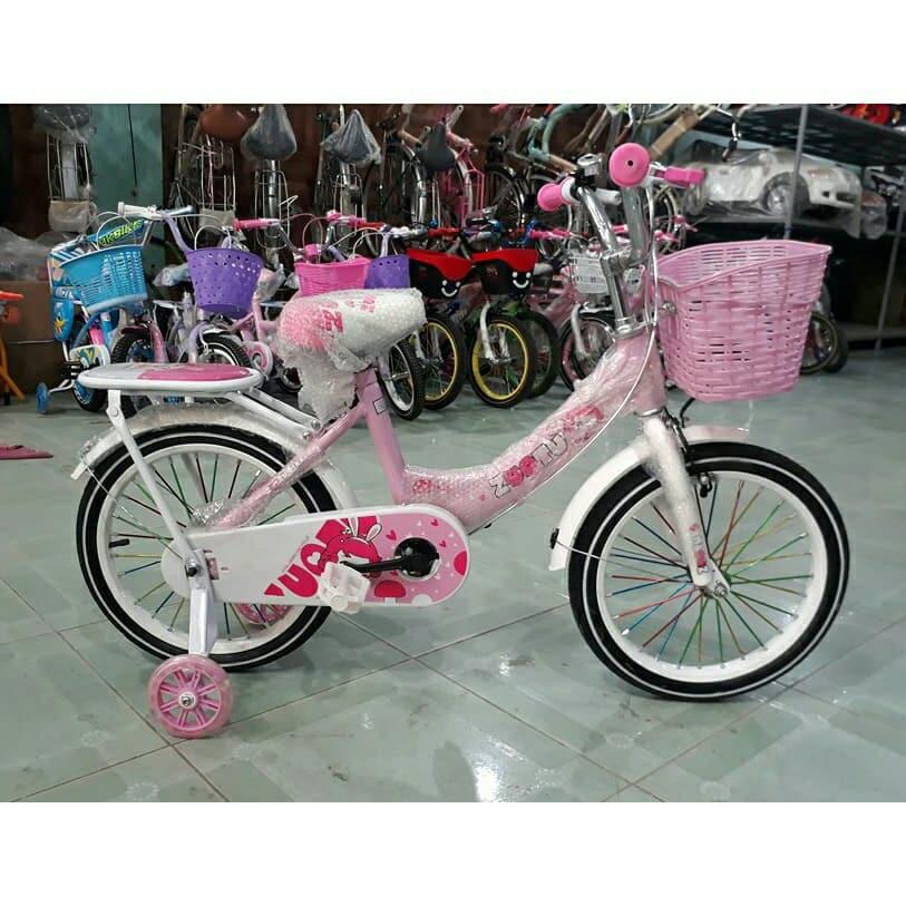 Xe đạp mini cho bé gái bánh 16/18 (cho bé 5-7t, 6-9t) - 3405355 , 958472557 , 322_958472557 , 850000 , Xe-dap-mini-cho-be-gai-banh-16-18-cho-be-5-7t-6-9t-322_958472557 , shopee.vn , Xe đạp mini cho bé gái bánh 16/18 (cho bé 5-7t, 6-9t)