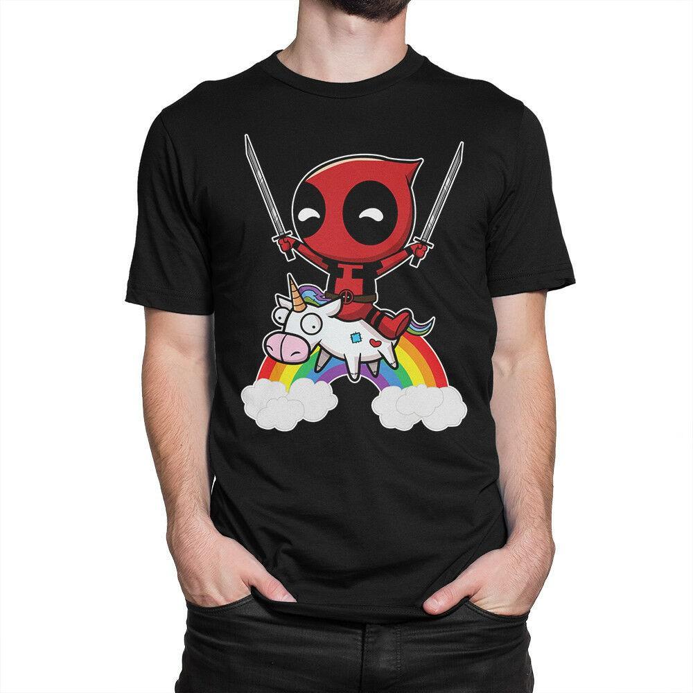 Áo Thun In Hình Deadpool