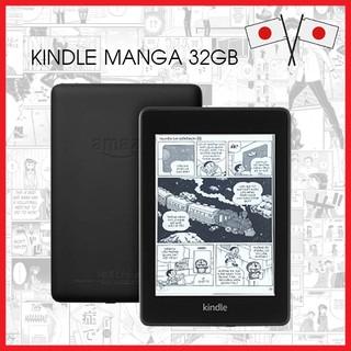 Máy Đọc Sách Kindle Manga Paperwhite 32G Máy Đẹp Có Hóa Đơn Xuất Xứ Nhật