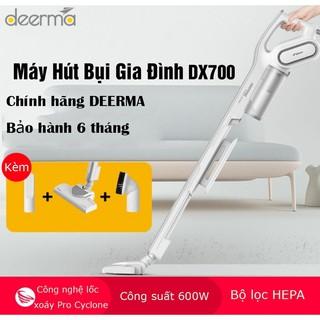 Máy Hút Bụi Gia Đình Cầm Tay Xiaomi Deerma 2 Trong 1 DX700 Thế Hệ Mới