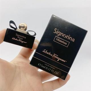 [MINI] Nước Hoa Nữ Salvatore Ferragamo Signorina Misteriosa EDP 5ml - Scent of Perfumes thumbnail