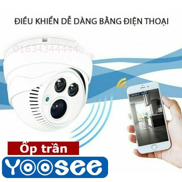 Camera Yoosee ốp trần
