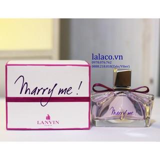 Nước hoa nữ Lanvin Marry Me EDP 75ml thumbnail