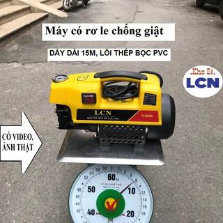 Máy Rửa Xe Mini LCN FREESHIP3 Dây Đồng Hàng Loại 1 Chính Hãng