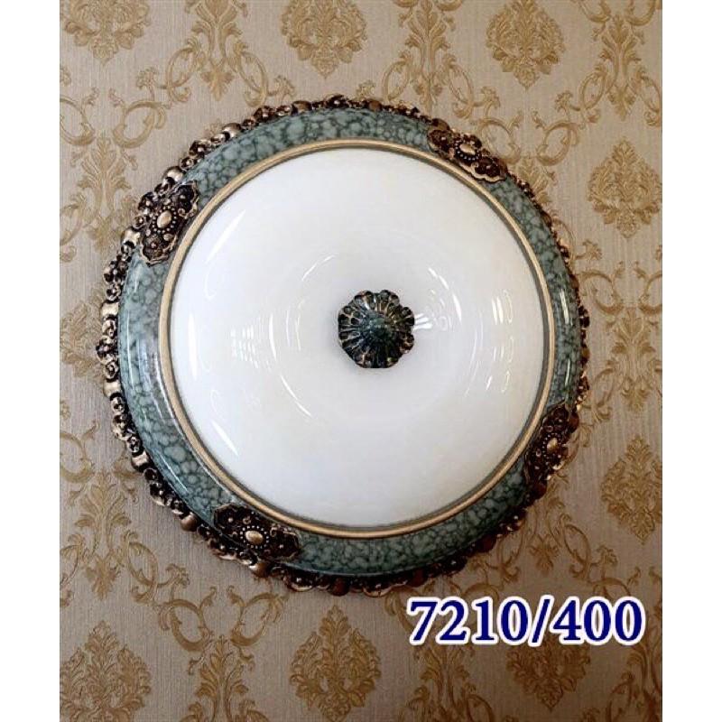 [Ảnh Thật] Đèn Ốp Trần Phi 350