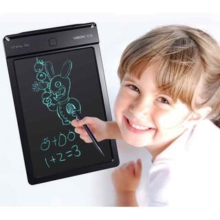 Bảng viết vẽ tự xóa thông minh LCD 8.5 Inch dành cho bé