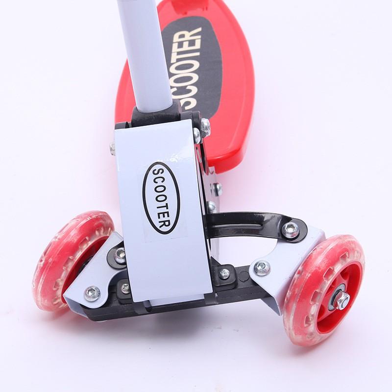 Scooter cho Trẻ em từ 3 đến 10 tuổi - SCX1