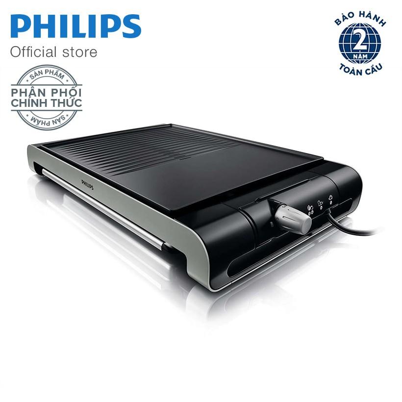 Vỉ nướng điện Philips HD4419 (Đen) - 3119729 , 1306886802 , 322_1306886802 , 2399000 , Vi-nuong-dien-Philips-HD4419-Den-322_1306886802 , shopee.vn , Vỉ nướng điện Philips HD4419 (Đen)