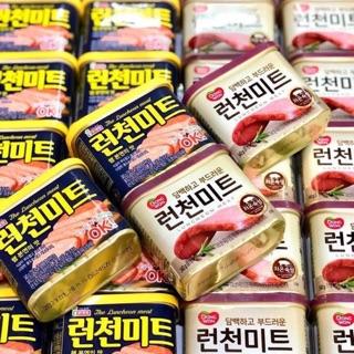 Yêu ThíchThịt hộp luncheon meat Hàn Quốc 340g