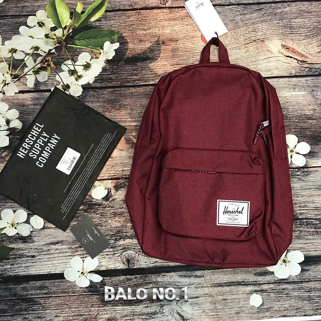 Balo Herschel Classic Winetasting Crosshatch - 10021738 , 797574280 , 322_797574280 , 649000 , Balo-Herschel-Classic-Winetasting-Crosshatch-322_797574280 , shopee.vn , Balo Herschel Classic Winetasting Crosshatch