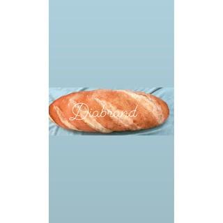 Hình ảnh Gấu Bông Hình Bánh Mì 3D Siêu Thật - Diabrand-2