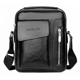 Túi đeo chéo da PU mini dạng hộp (EP17)