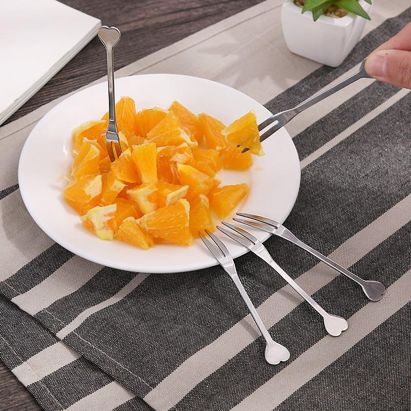 nĩa inox ăn trái cây - 22370257 , 2826697627 , 322_2826697627 , 24700 , nia-inox-an-trai-cay-322_2826697627 , shopee.vn , nĩa inox ăn trái cây